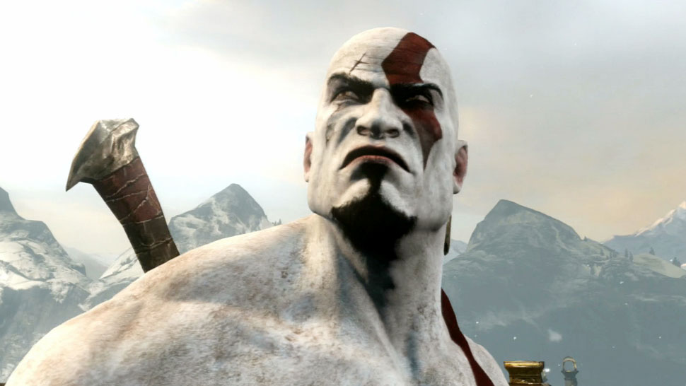 My happy moment was towards the end of the game where you see Kratos smile for the first time ever.  Only good part of the storyline.