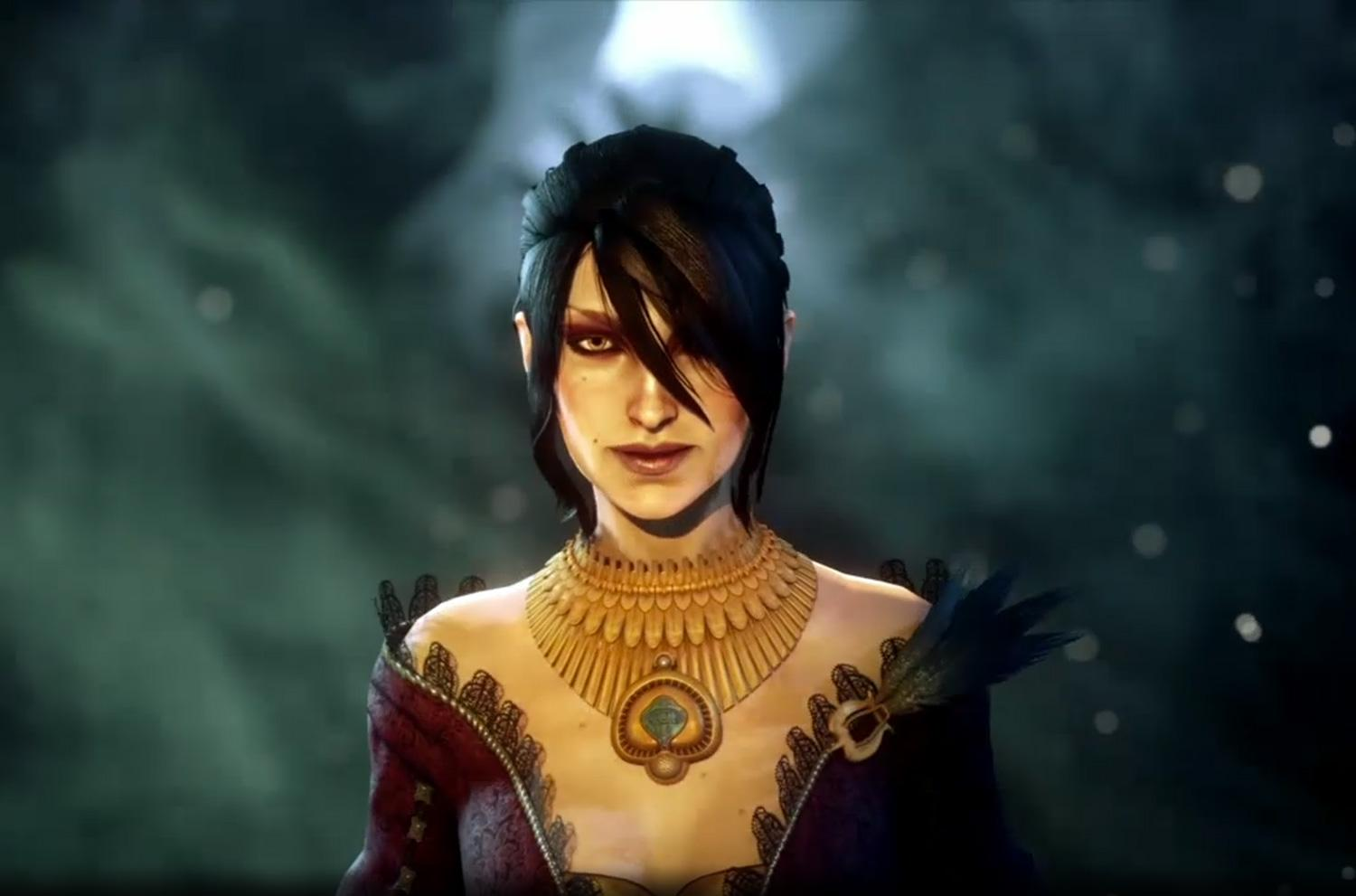 She's had a bit of a makeover, but no doubt Morrigan will still be one of the most awesome characters in the game!