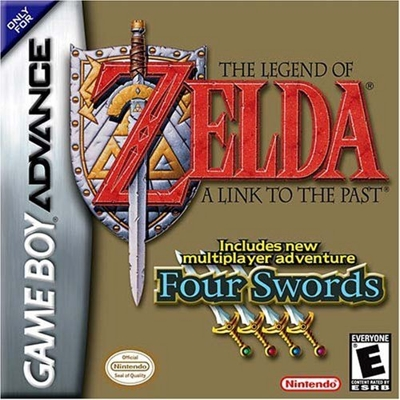 I have played through Four Swords but not the main game.