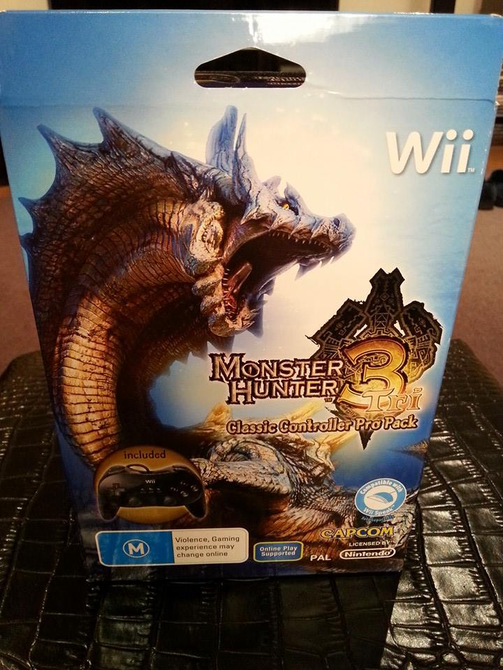Sadly I was too slow to start playing it in time for the online features and Wii Speak capability.