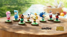 Animal Crossing amiibos
