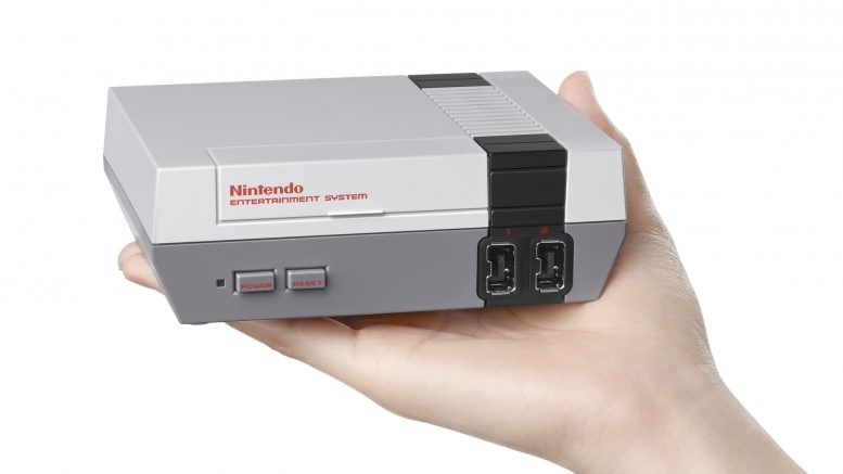Nintendo Entertainment System Mini Classic